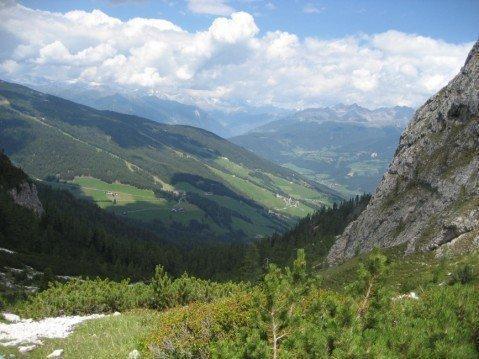 Le bellezze panoramiche a Rasun / Anterselva