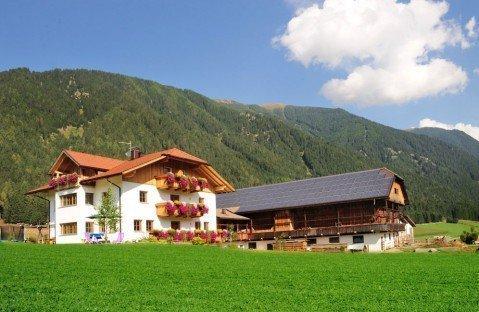Vacanze in agriturismo ad Anterselva - Vacanze nelle Dolomiti
