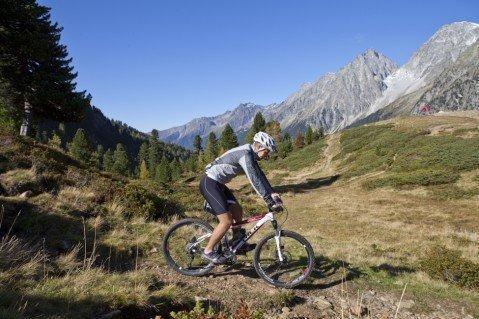 Freizeitspaß und Mountainbike im Urlaub in Rasen/Antholz
