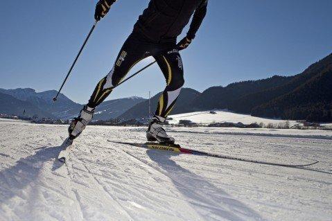 Skifahren und Langlaufen im Winter – Ausgangspunkt Lechnerhof